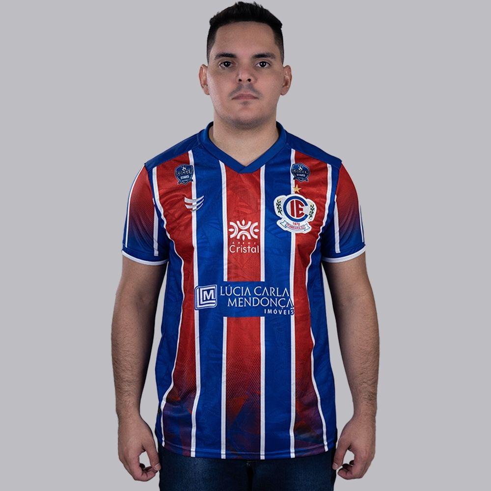 Camisa Itumbiara Jogo I 2021 Super Bolla Masculina