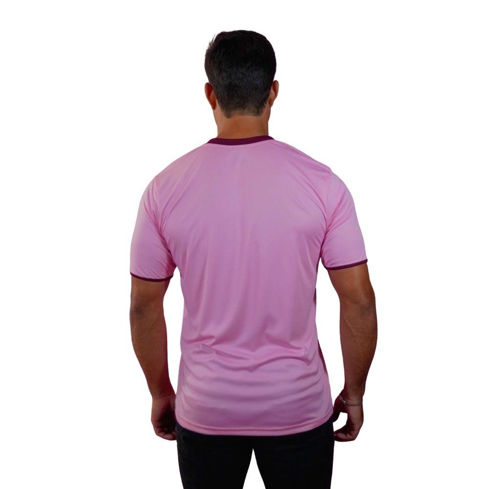 Camisa Juventus Outubro Rosa 2021 Masculina