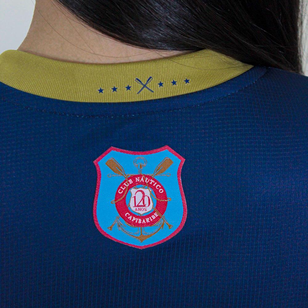 Camisa NSeis Náutico Jogo 3 Especial 120 Anos Feminina