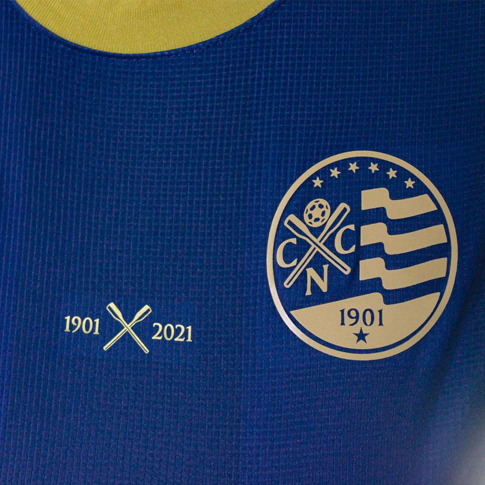 Camisa NSeis Náutico Jogo 3 Especial 120 Anos Masculna