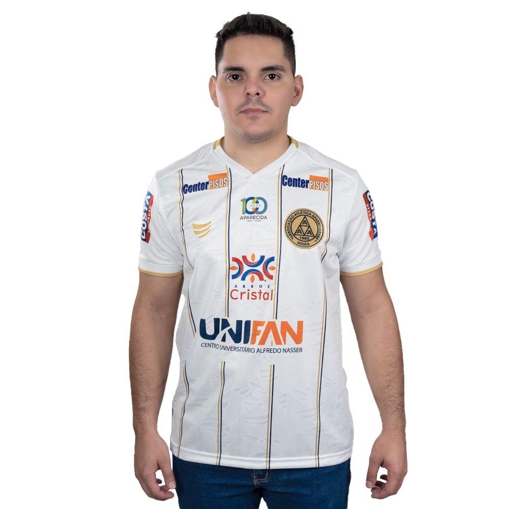 Camisa Aparecidense Jogo II 2021 Super Bolla Masculina