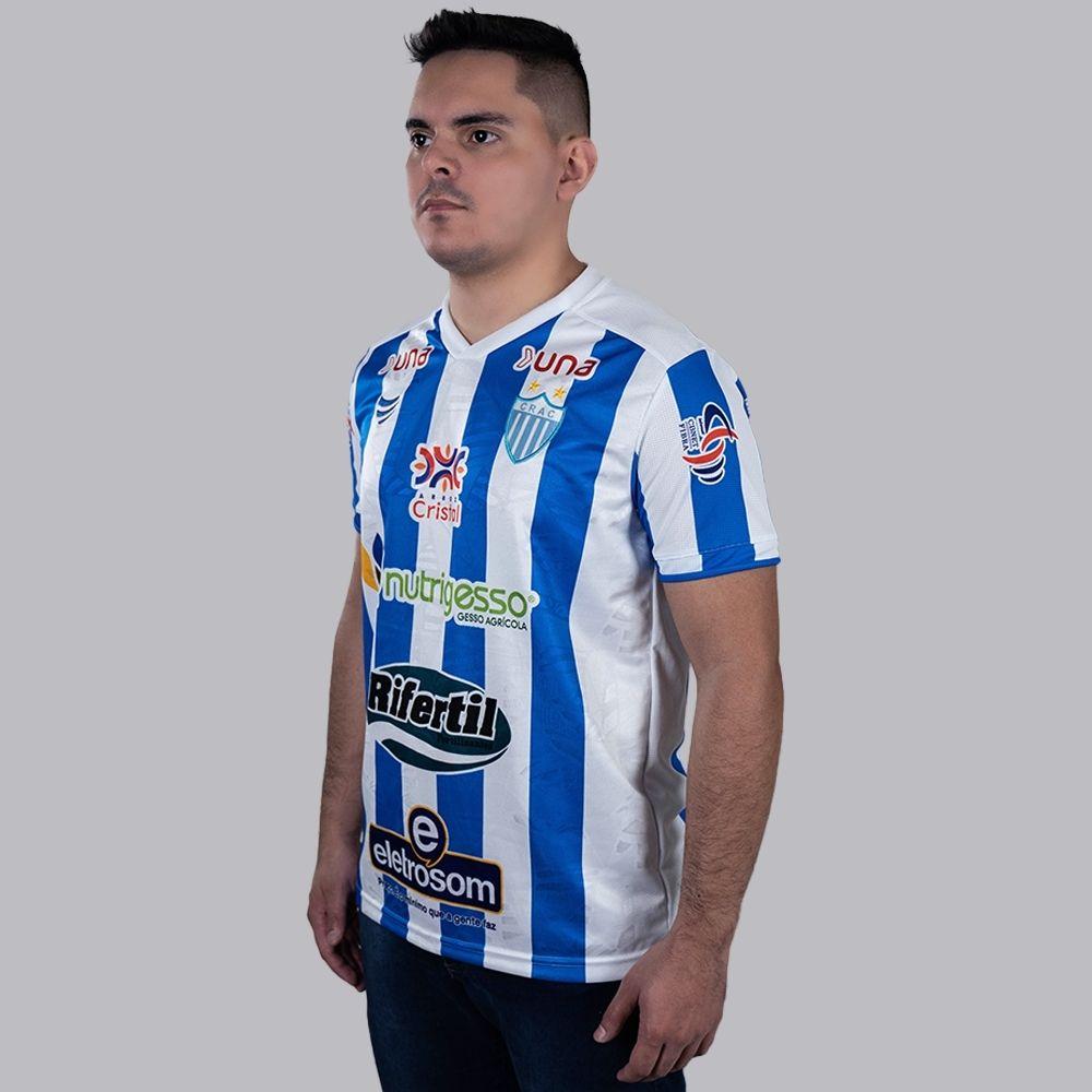 Camisa Oficial CRAC Jogo I 2021 Masculina