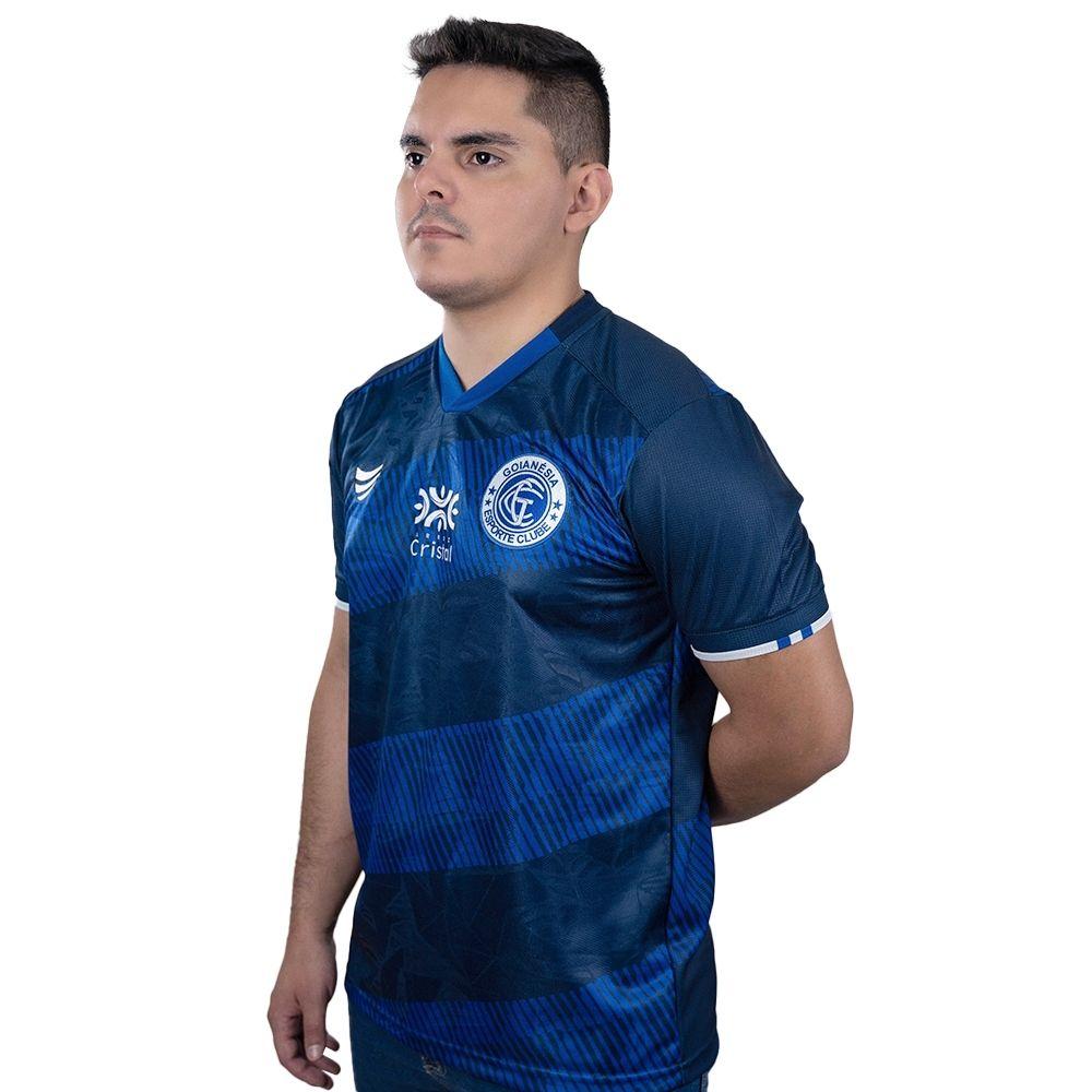 Camisa Goianésia Jogo I 2021 Super Bolla Masculina