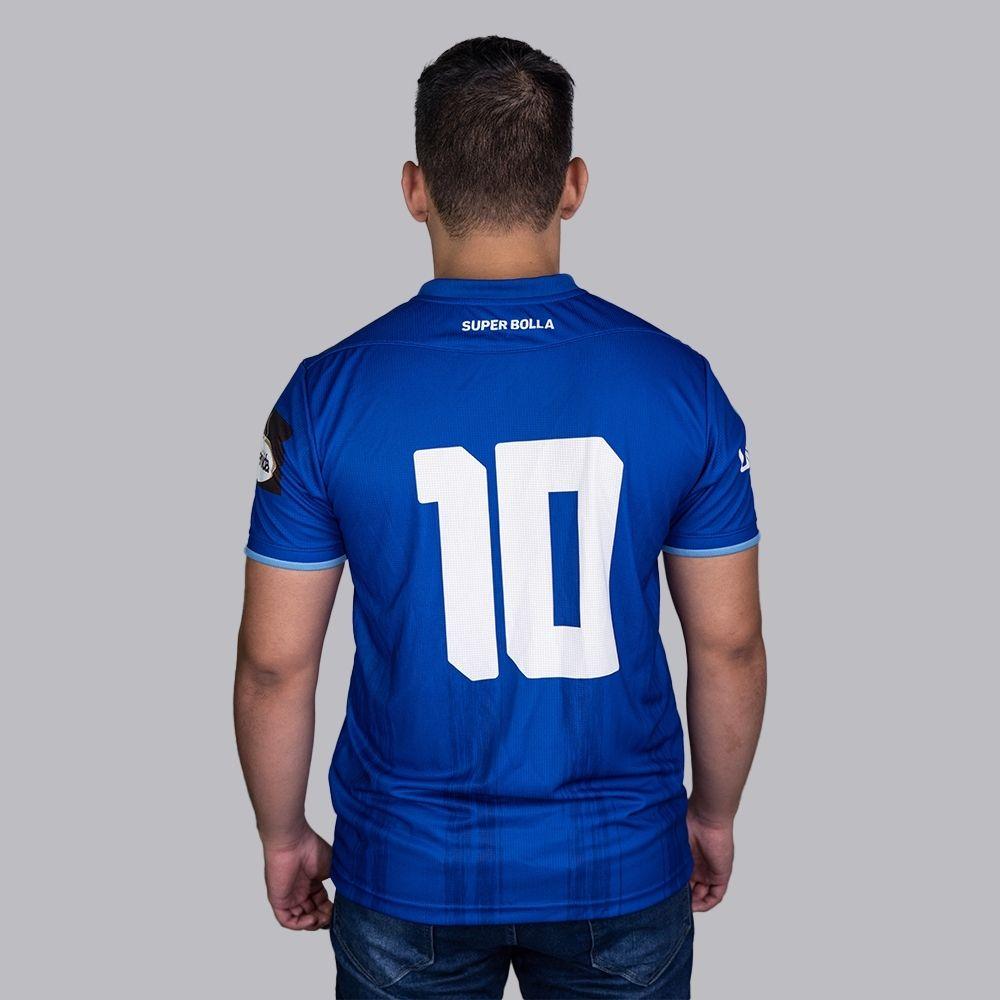 Camisa Oficial Grêmio Anápolis Jogo II 2021 Masculina