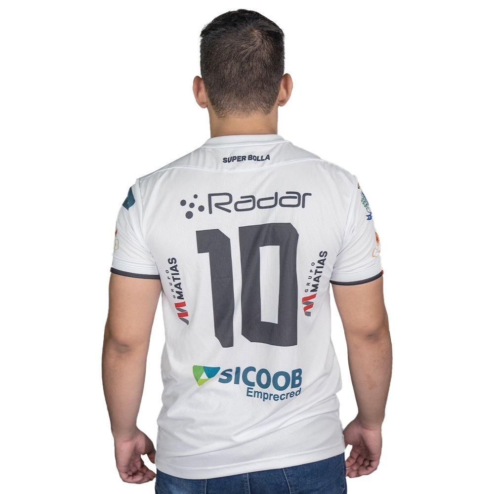 Camisa Jaraguá Jogo II 2021 Super Bolla Masculina