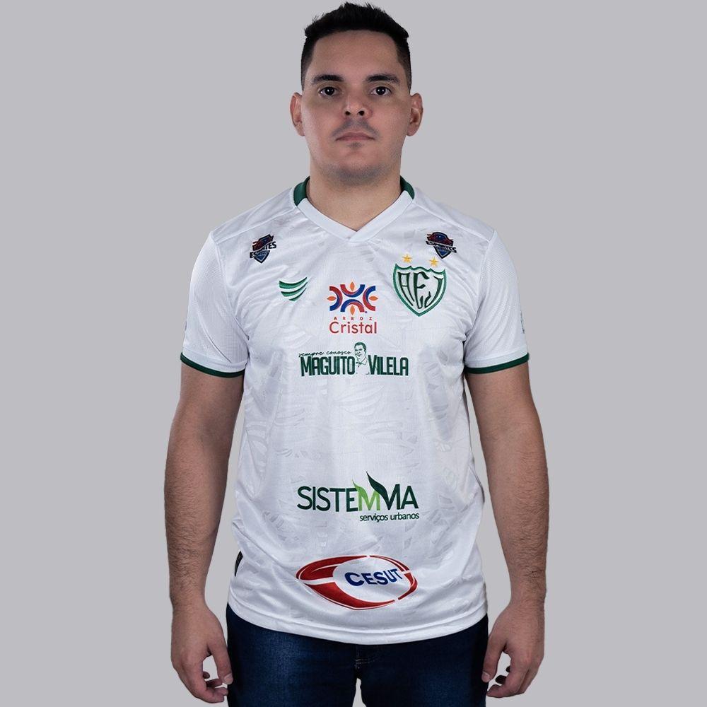 Camisa Jataiense Jogo II 2021 Super Bolla Masculina