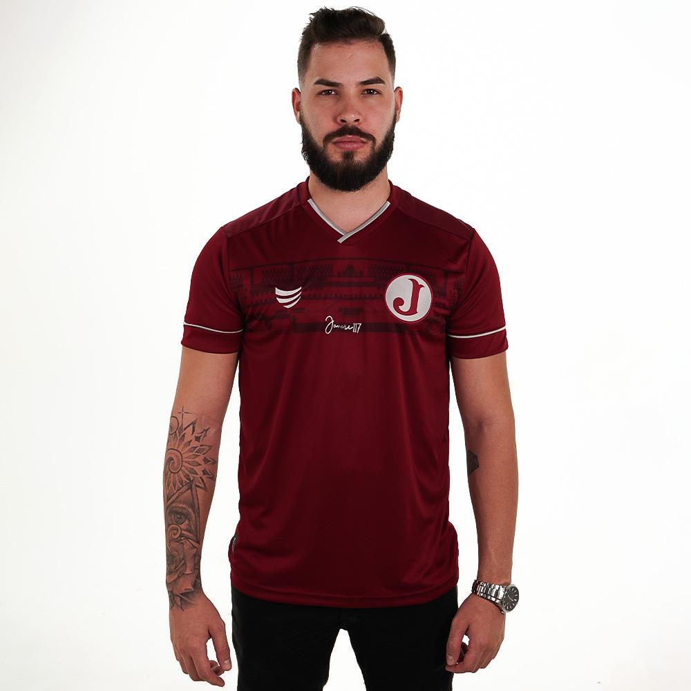Camisa Oficial Juventus Jogo III ''Javari 117'' 2021 Masculina