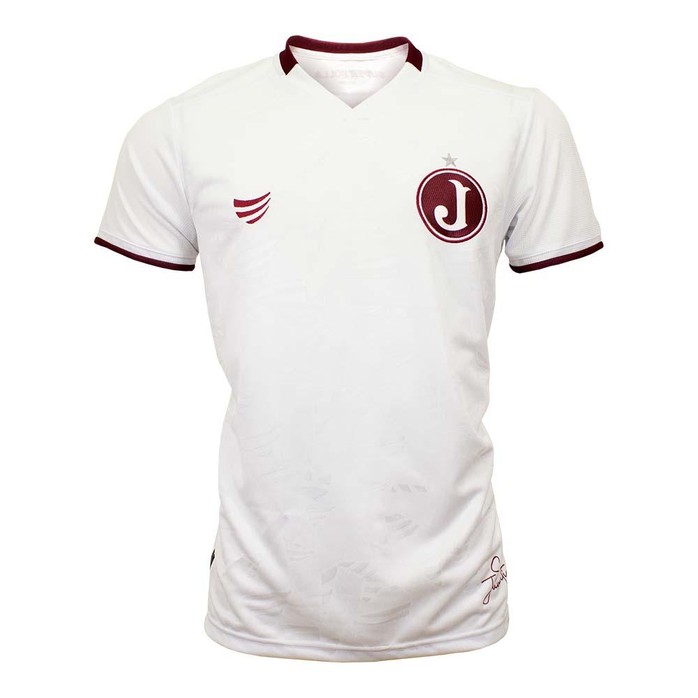 Camisa Oficial Juventus Masculina Sou Juventino Jogo II 2021