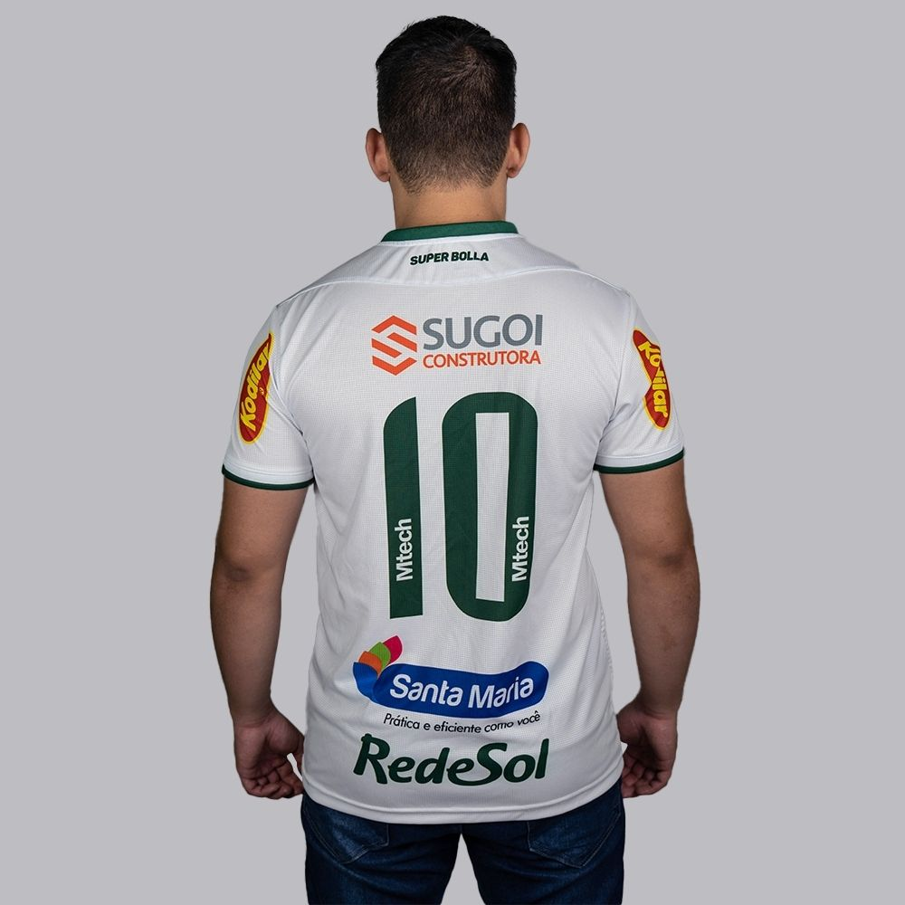 Camisa Mirassol Jogo II 2021 Super Bolla Masculina