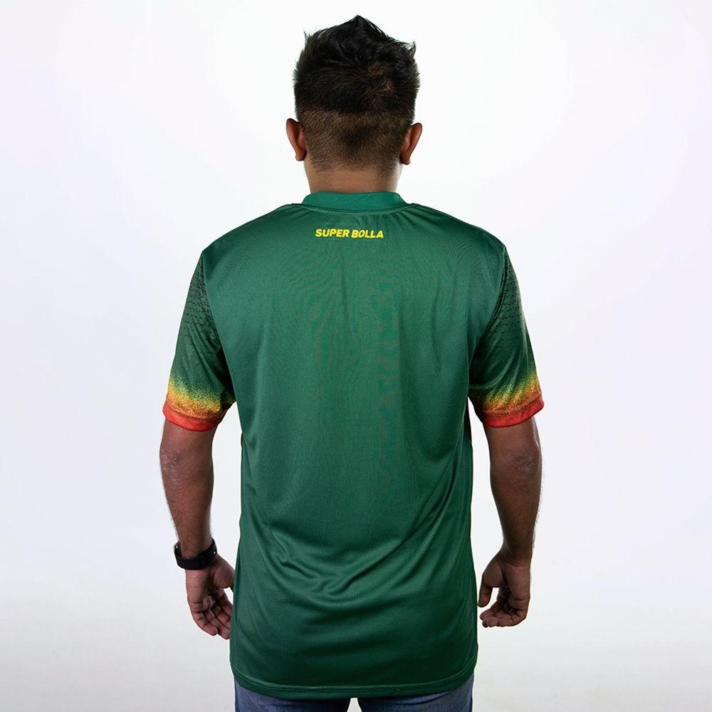 Camisa Sampaio Corrêa Concentração Comissão 2021 Super Bolla Masculina
