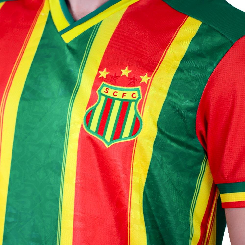 Camisa Oficial Sampaio Corrêa Jogo I 2021 Masculina