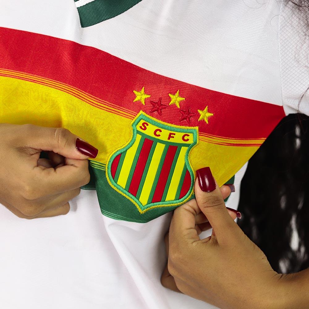 Camisa Sampaio Corrêa Jogo II 2021 Super Bolla Feminina