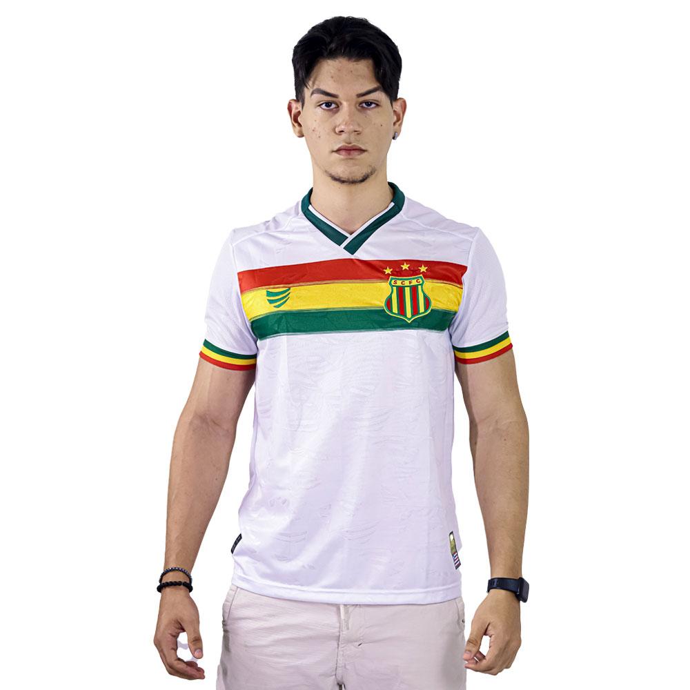 Camisa Oficial Sampaio Corrêa Jogo II 2021 Masculina