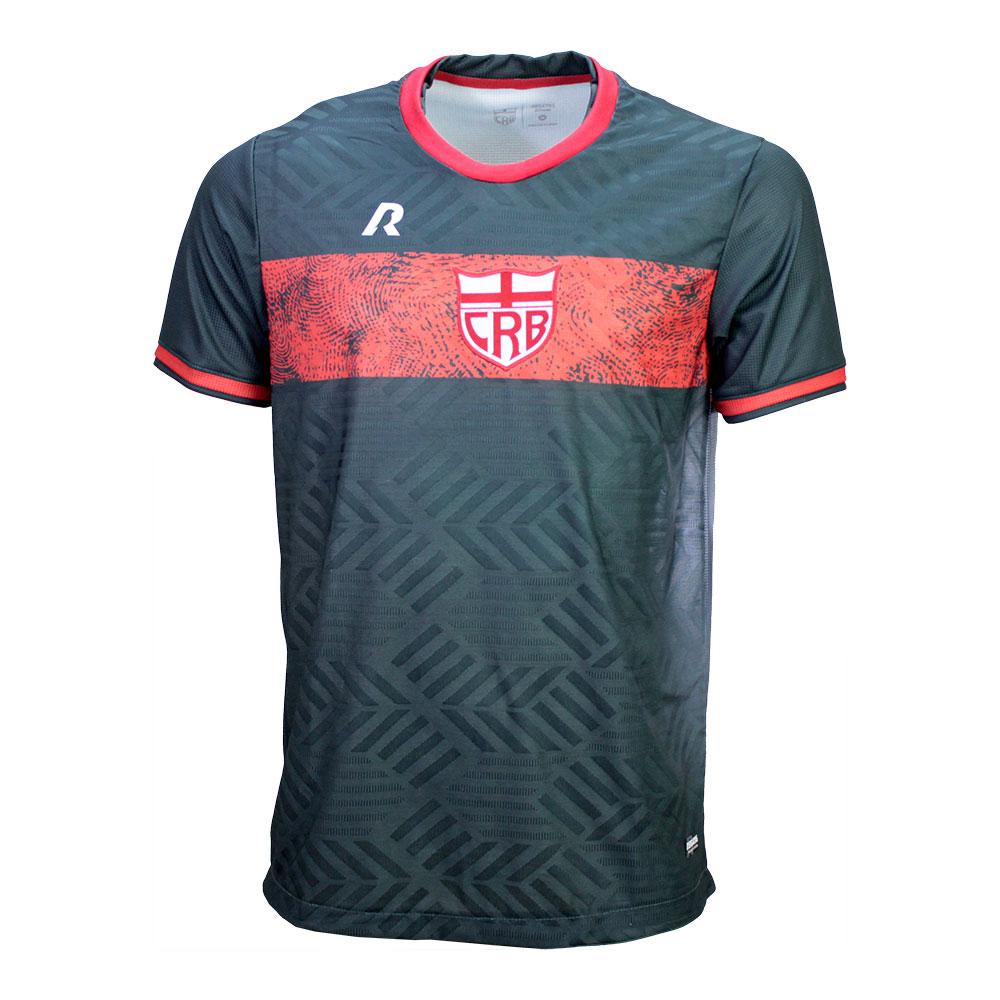Camisa Regatas CRB Goleiro Chumbo 2021 Masculina