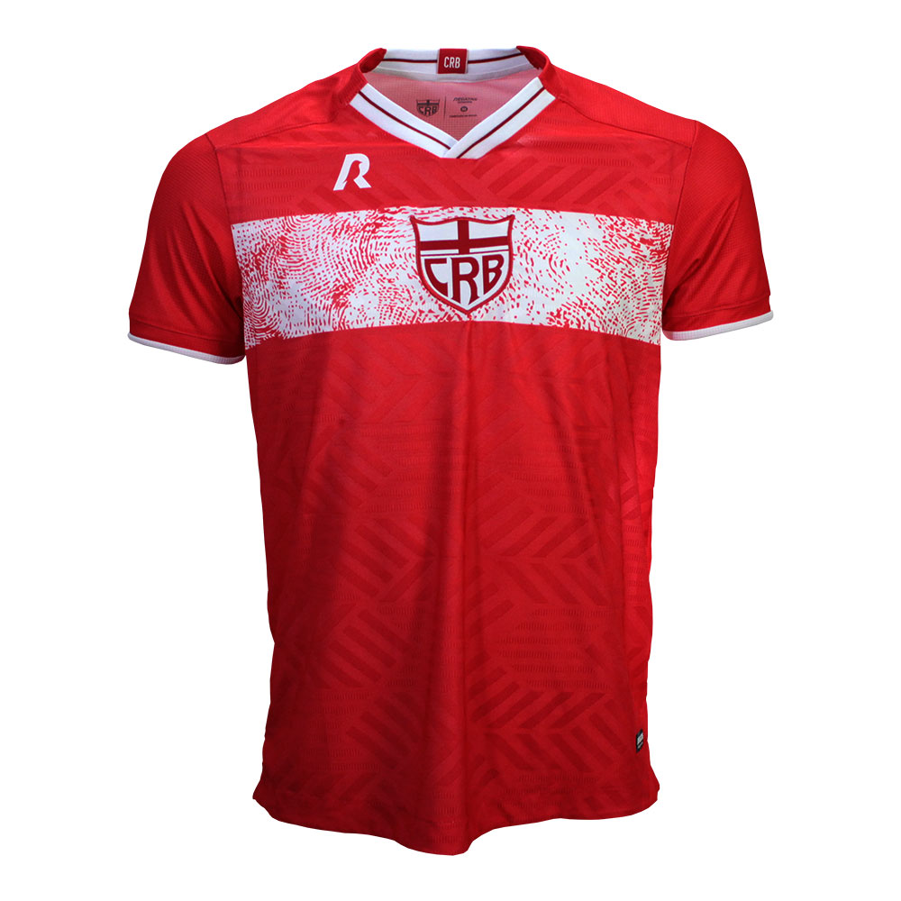 Camisa Regatas CRB Jogo II 2021 Masculina