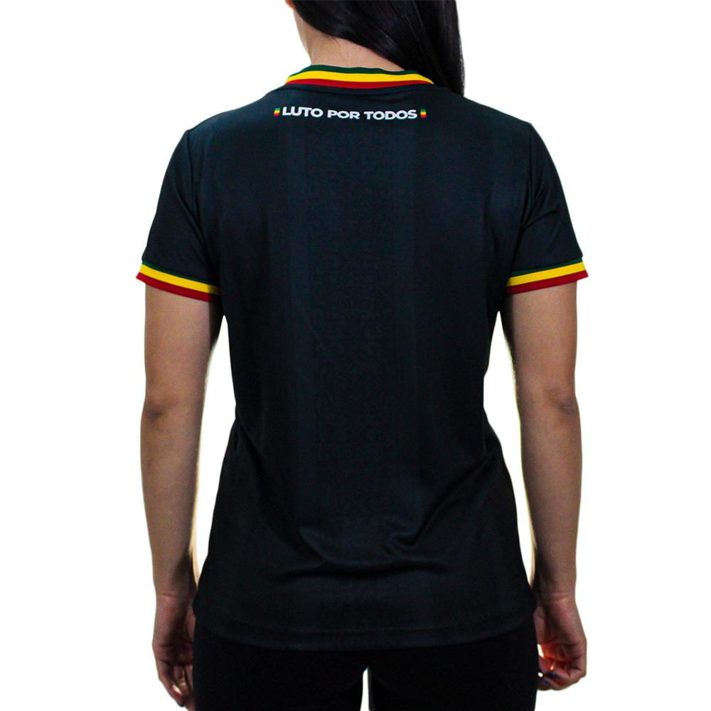 Camisa Sampaio Corrêa Jogo III 2021 Super Bolla Feminina