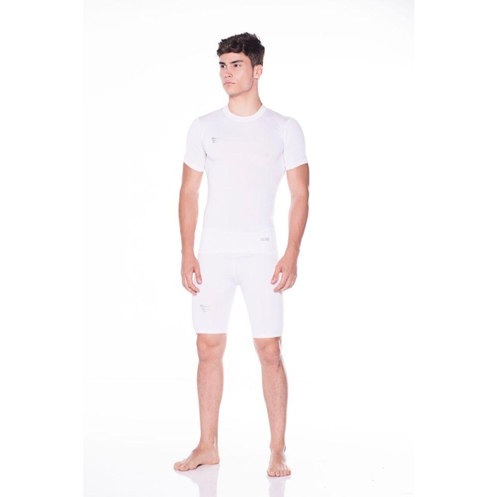 Camisa Segunda Pele Térmica Manga Curta