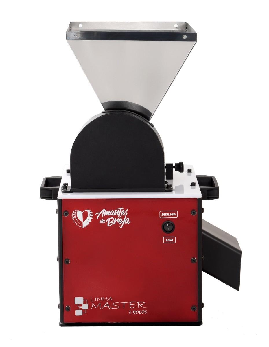 3RM-MASTER - Rolos e Funil (INOX)