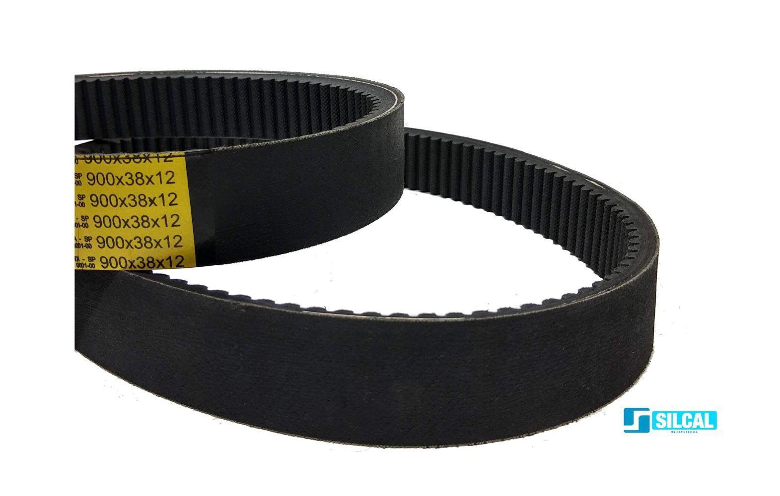 Correia Variadora Fresadora ISO 30 40 (900 X 38 x 12)