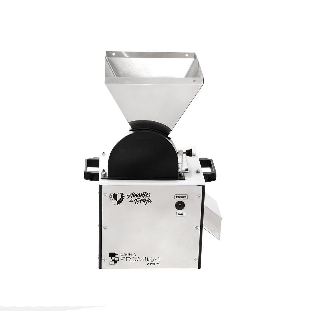 Moedor de Malte Motorizado em Inox - 2RM-PREMIUM
