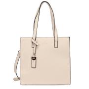 Bag estruturada com chaveiro