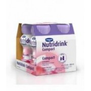 Nutridrink Compact Kit Com 4 125Ml Morango