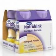 Nutridrink Compact Protein Kit Com 4 125Ml Baunilha