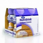 Nutridrink Compact Protein Kit Com 4 125Ml Capuccino