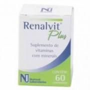 Renalvit Plus 60 Capsulas