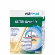 Nutri Renal D 2.0 200Ml Baunilha