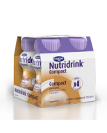 Nutridrink Compact Kit Com 4 125Ml Capuccino