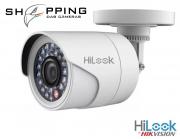 CÂMERA TURBO HD BULLET EXIR INTERNA/EXTERNA THC-B110C-P 2.8mm 720p - Hilook