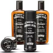 Sh Oil Control + Sh 3x1 + Condic. + Matte Pomade Johnnie Black