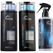 Truss Shampoo + Condicionador Ultra Hydra Plus + Uso Obrigatório