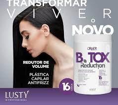 Botox Redutor de Volume Lusty - Sem Formal - 1KG