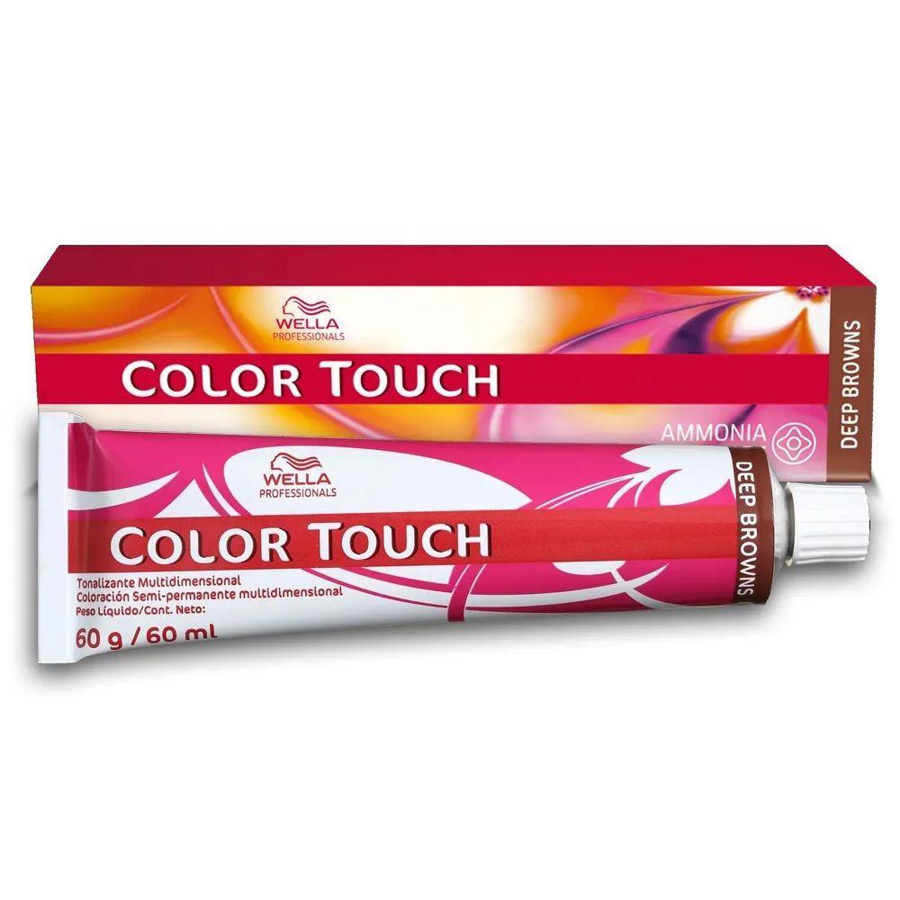 Tonalizante Wella Color Touch 60g