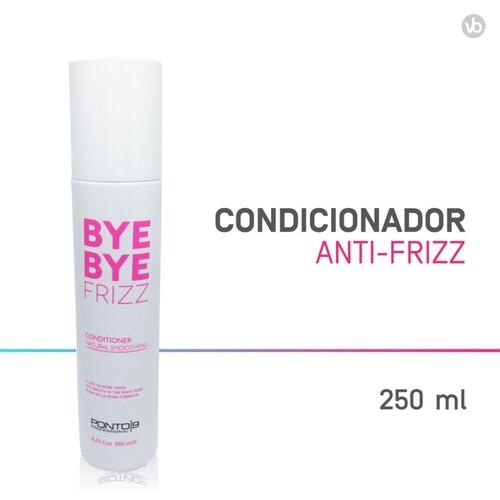 Condicionador Bye Bye Frizz 250ml -  Redução de Volume