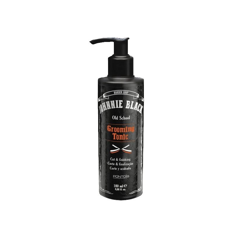 Grooming Tonic  Johnnie Black 180ml
