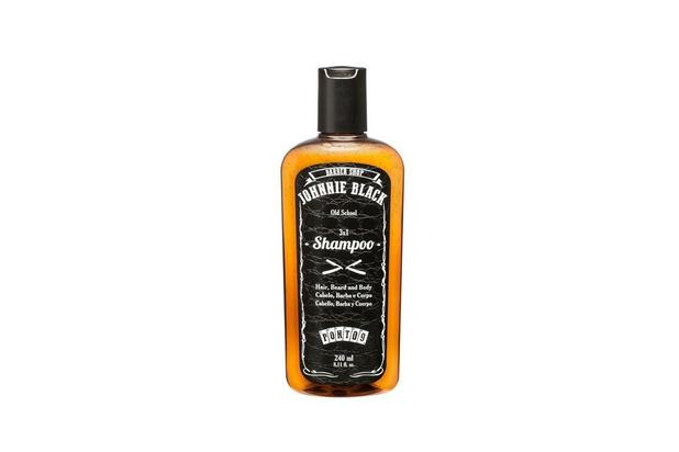 Shave Cream + Shampoo 3x1+ Conditioner - Johnnie Black