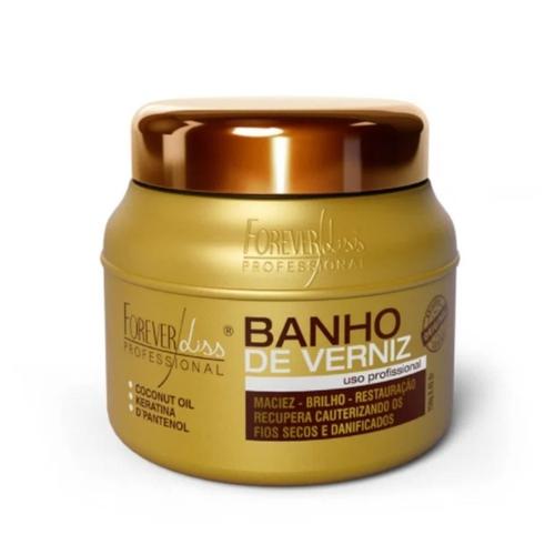 Forever Liss kit Especial Banho De Verniz