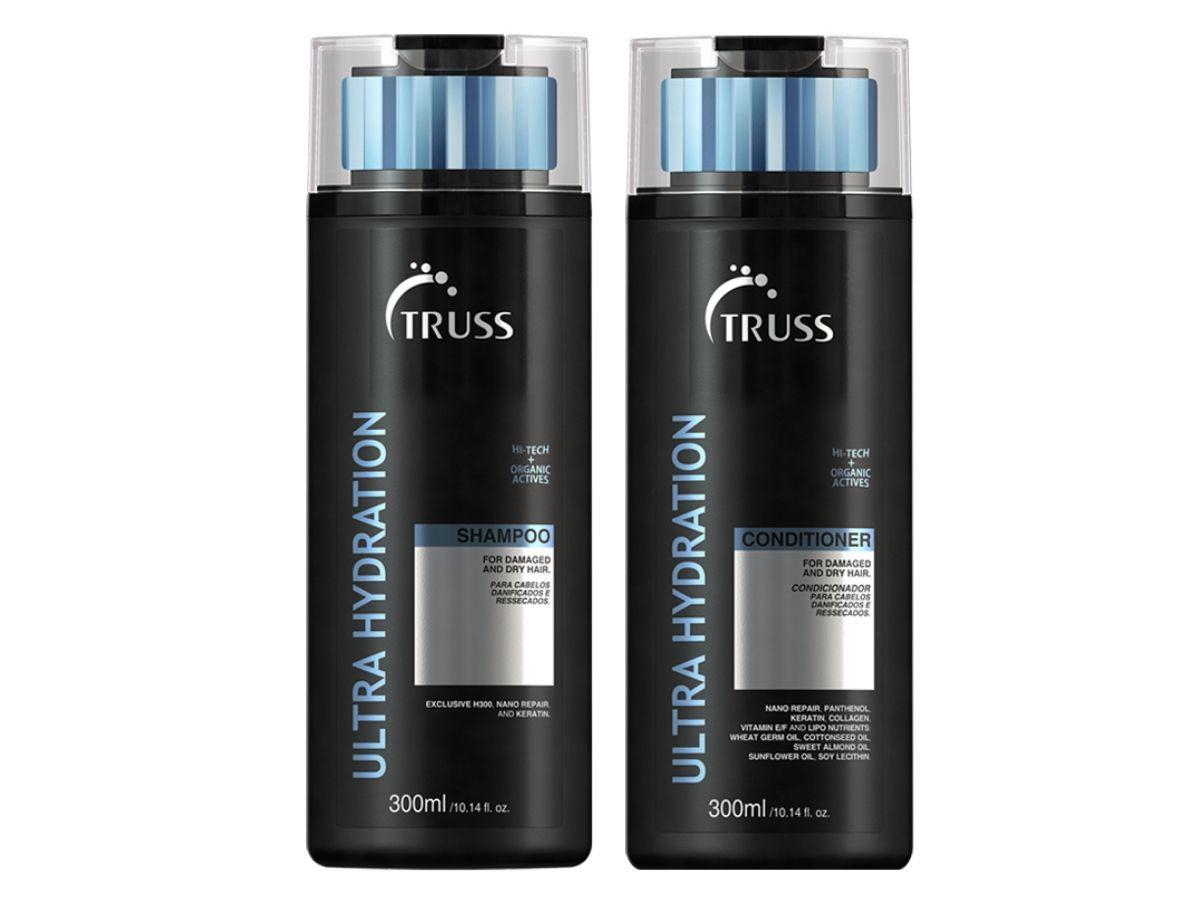 Truss Shampoo e Condicionador Ultra Hydration  300ml