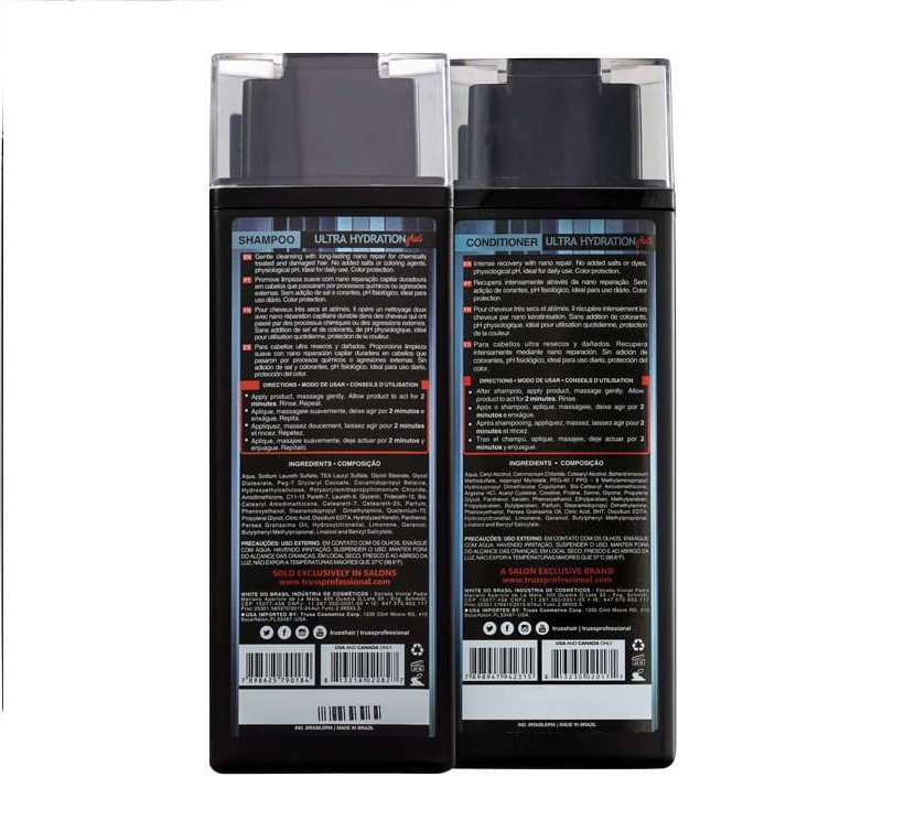 Truss - Kit Ultra Hydration - Shampoo + Condicionador