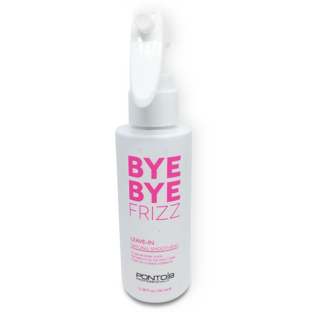 Leave-In Bye Bye Frizz Ponto 9 - 100ml