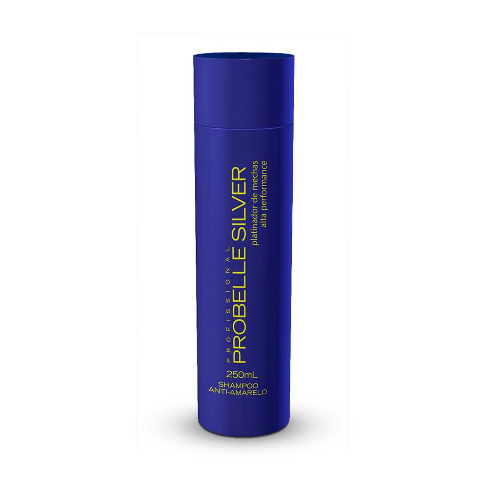 Shampoo Silver 250ml - Ponto 9