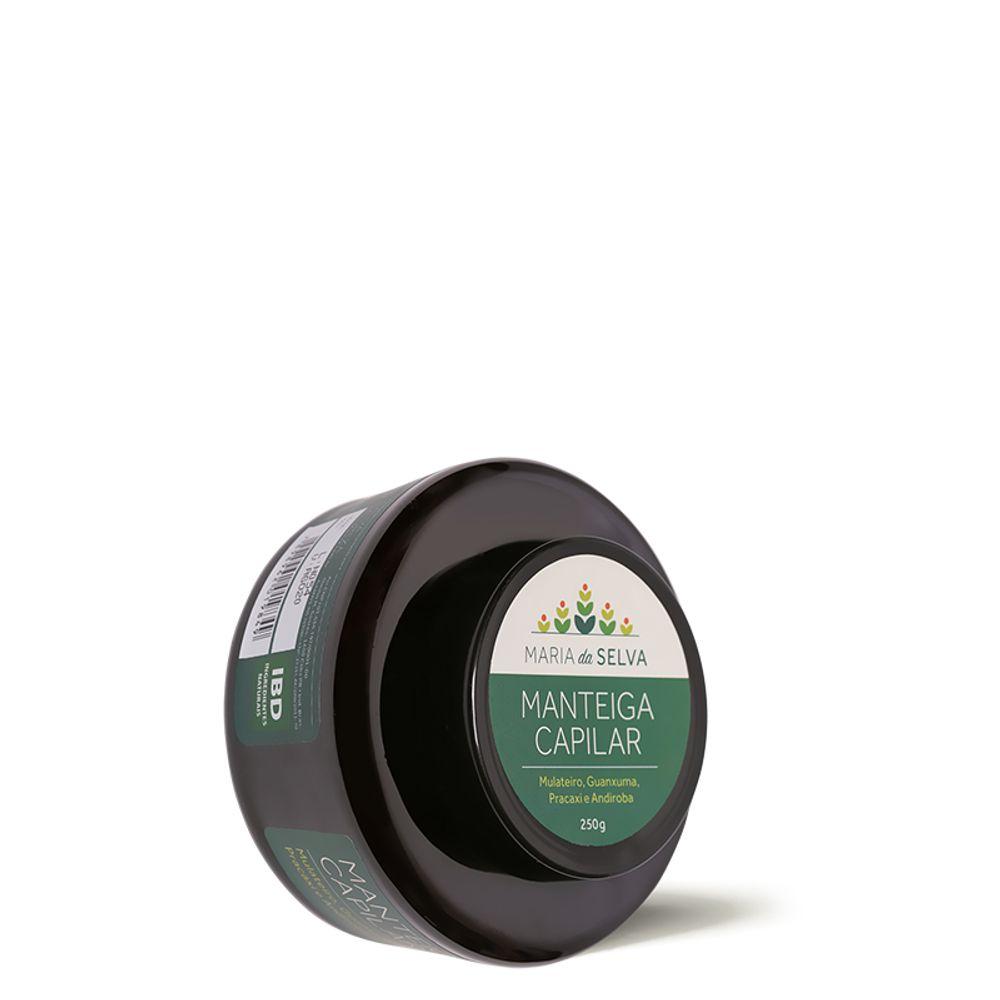 Manteiga Capilar Maria da Selva 240ml - Cativa Natureza