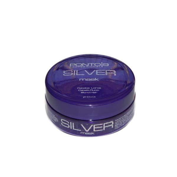 Mascara Matizadora Silver 250ml - Ponto 9