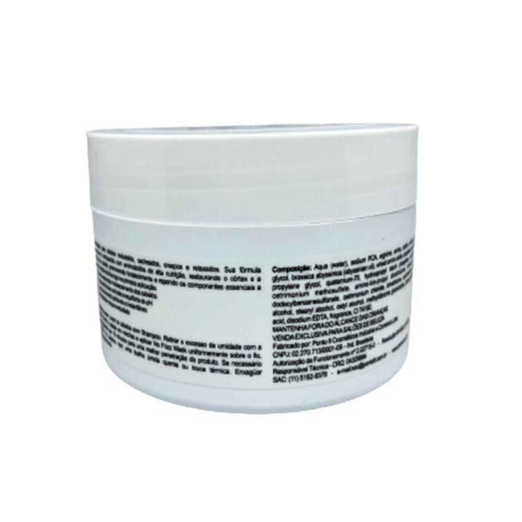 No Frizz Shampoo e Máscara  - Ponto 9 - Cabelos Crespos