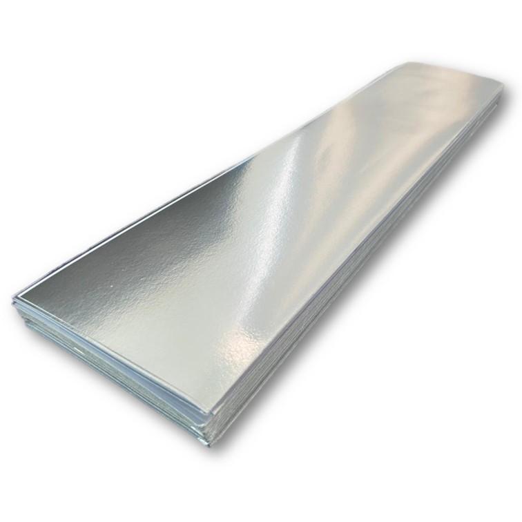 Papel Mechas 1kg - 11x50cm /120gramas - Grosso