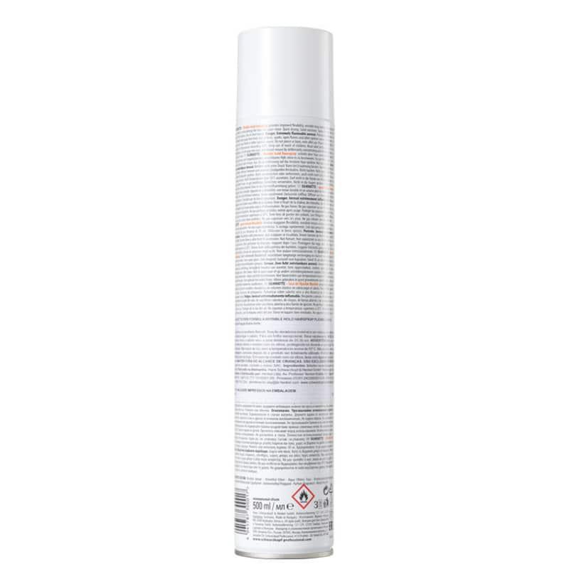 Scwarzkopf Silhouette Flexible Branco - Hair Spray 500ml