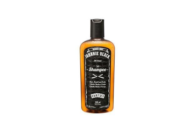 Shampoo 3x1 Johnnie Black  240ml